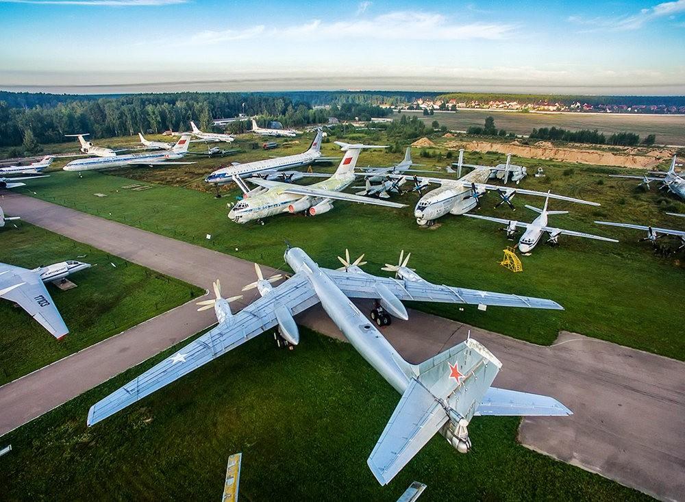 莫尼诺中央空军博物馆_图1-17