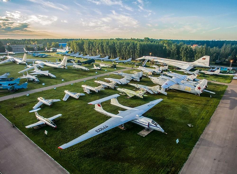 莫尼诺中央空军博物馆_图1-18