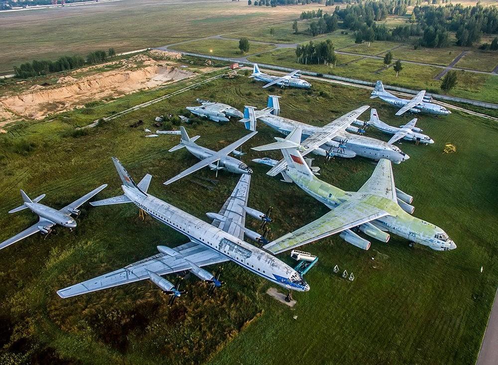 莫尼诺中央空军博物馆_图1-21
