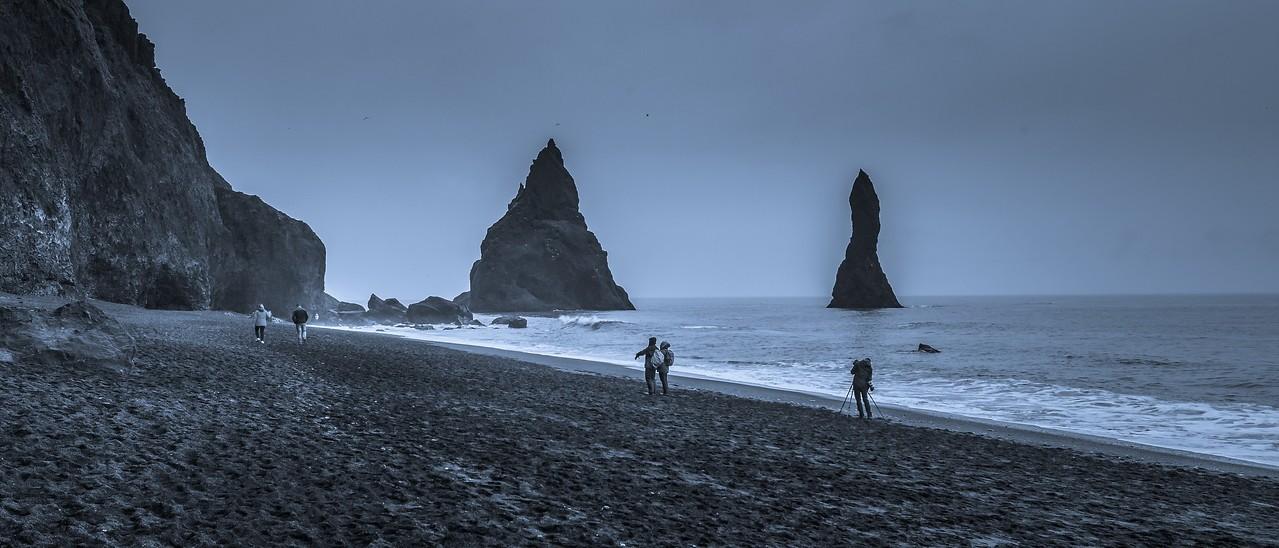 冰岛雷尼斯法加拉黑沙滩,热门景点_图1-1
