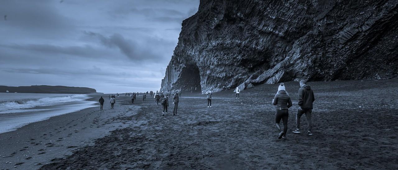 冰岛雷尼斯法加拉黑沙滩,热门景点_图1-5