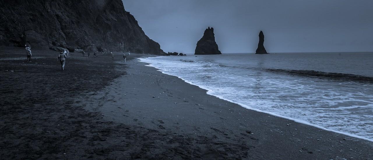 冰岛雷尼斯法加拉黑沙滩,热门景点_图1-8