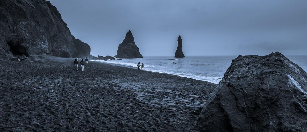 冰岛雷尼斯法加拉黑沙滩,热门景点_图1-4