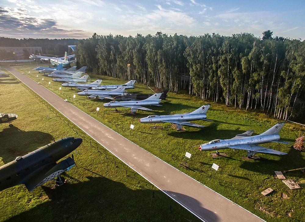 莫尼诺中央空军博物馆_图1-22