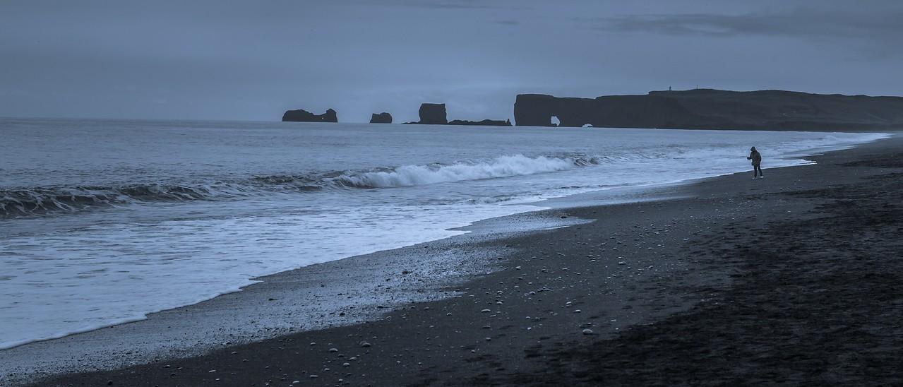 冰岛雷尼斯法加拉黑沙滩,热门景点_图1-2
