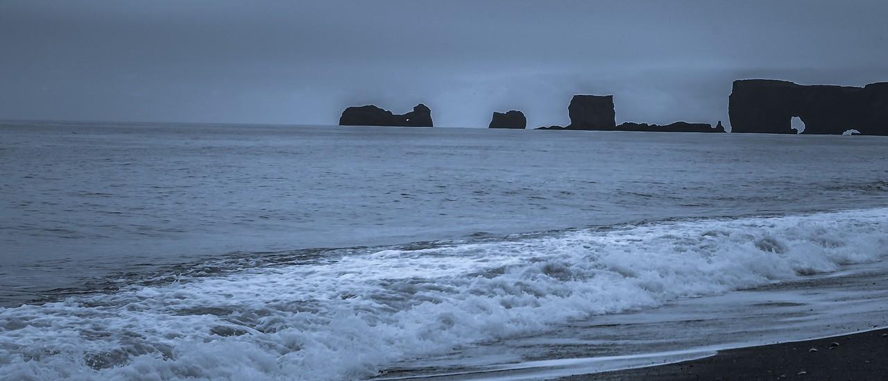 冰岛雷尼斯法加拉黑沙滩,热门景点_图1-9