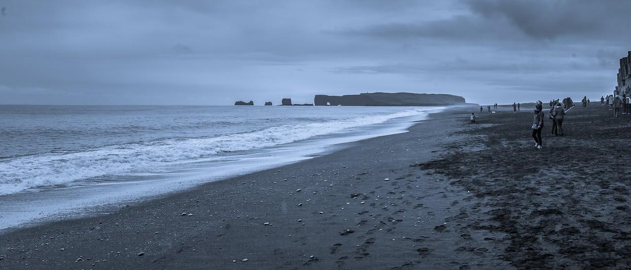 冰岛雷尼斯法加拉黑沙滩,热门景点_图1-14