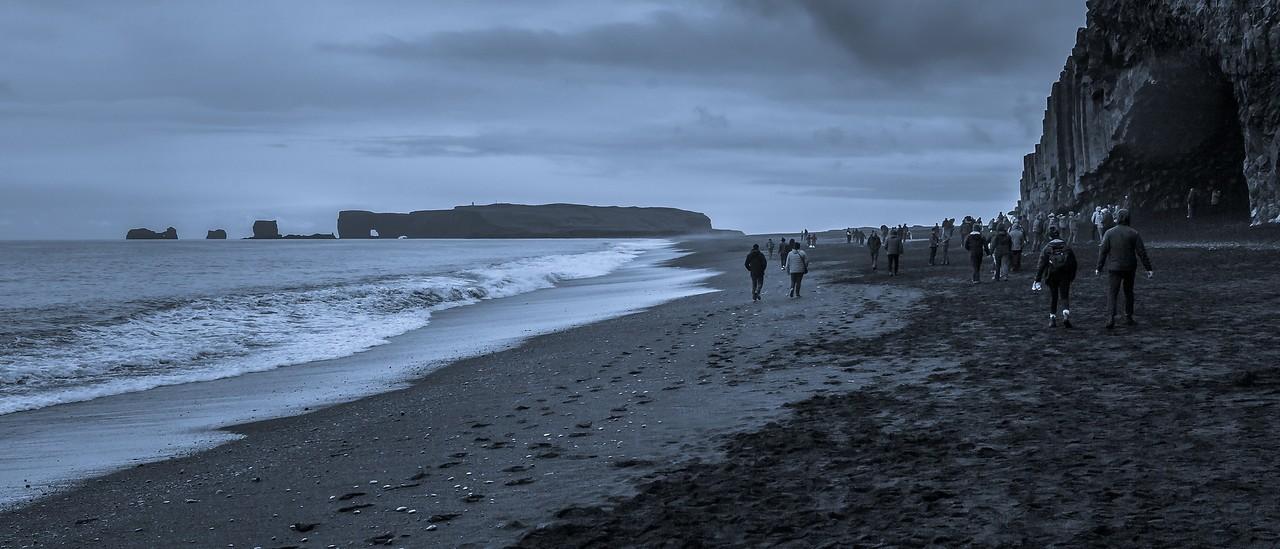 冰岛雷尼斯法加拉黑沙滩,热门景点_图1-12