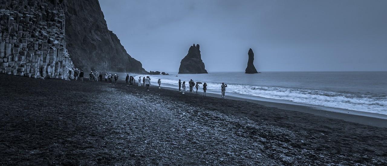 冰岛雷尼斯法加拉黑沙滩,热门景点_图1-17