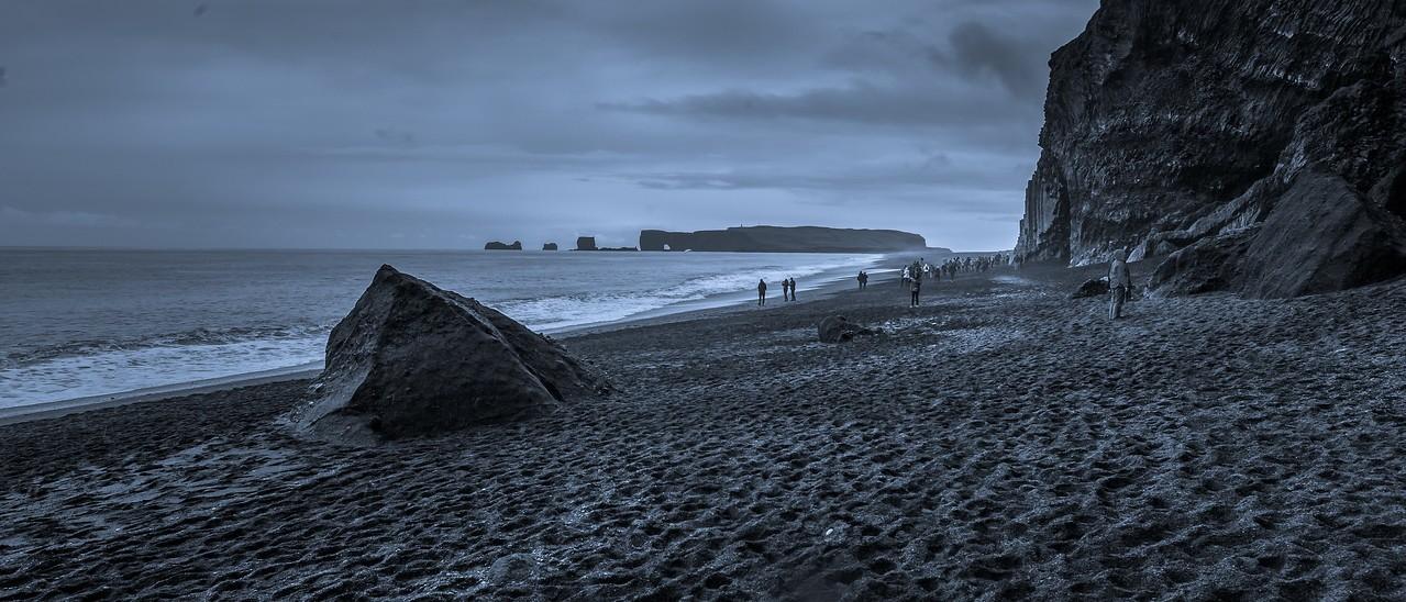 冰岛雷尼斯法加拉黑沙滩,热门景点_图1-7