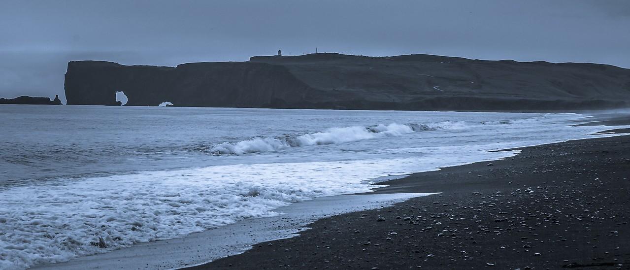 冰岛雷尼斯法加拉黑沙滩,热门景点_图1-11