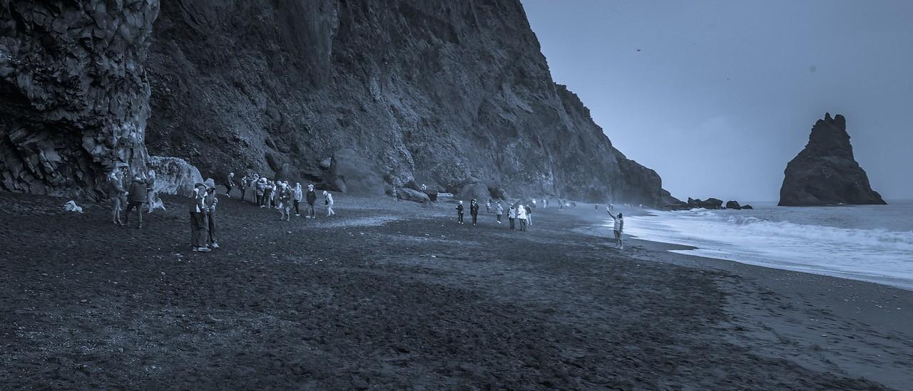 冰岛雷尼斯法加拉黑沙滩,热门景点_图1-16