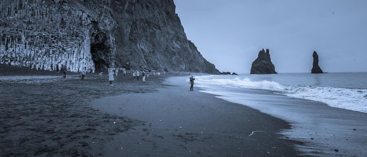 冰岛雷尼斯法加拉黑沙滩,热门景点_图1-22