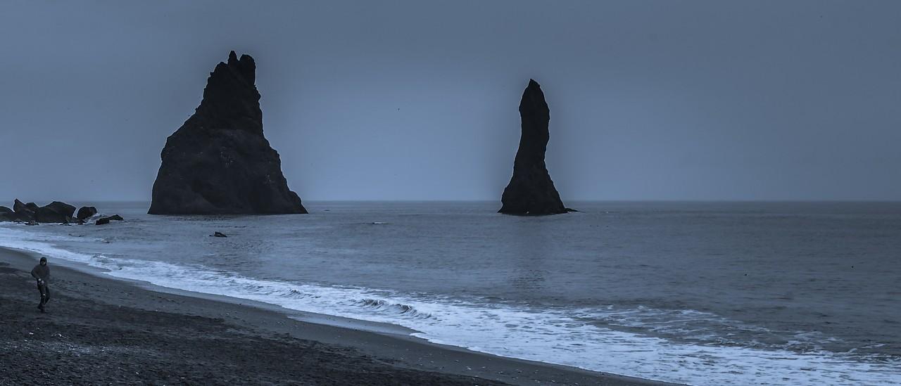 冰岛雷尼斯法加拉黑沙滩,热门景点_图1-30