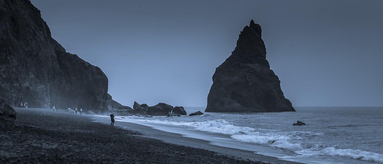 冰岛雷尼斯法加拉黑沙滩,热门景点_图1-23