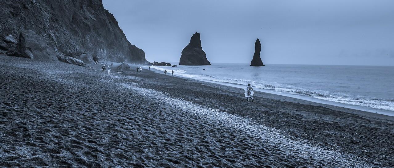 冰岛雷尼斯法加拉黑沙滩,热门景点_图1-28