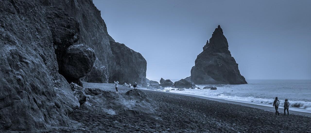 冰岛雷尼斯法加拉黑沙滩,热门景点_图1-26