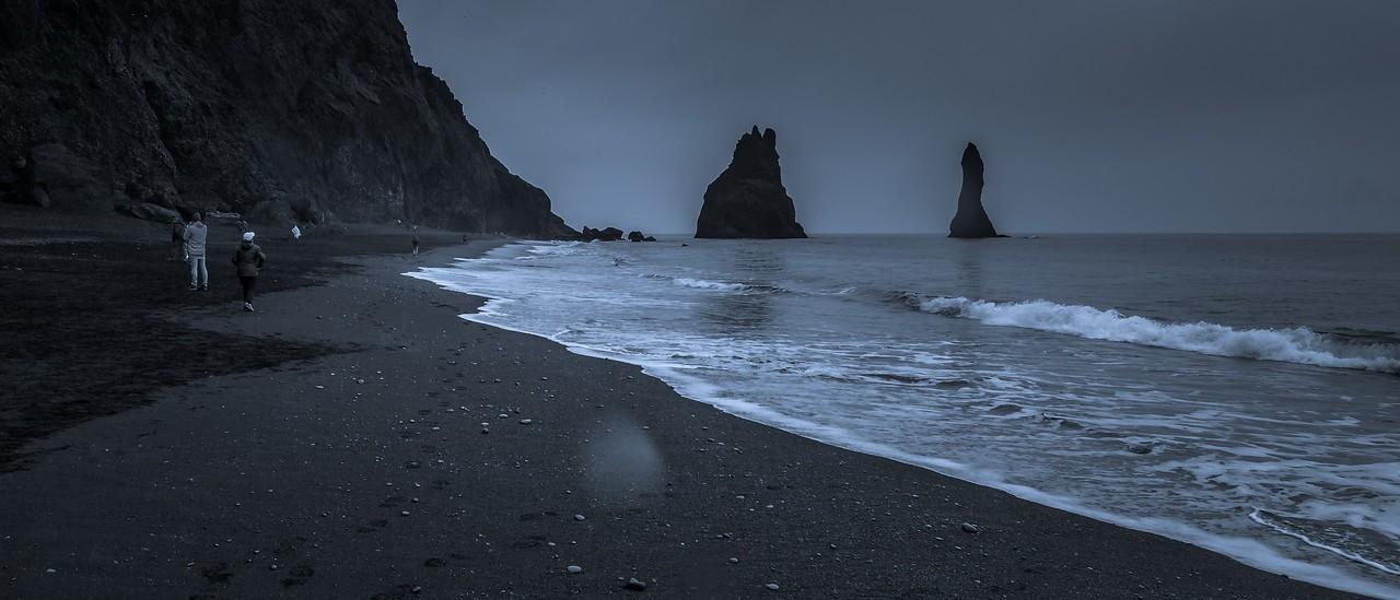 冰岛雷尼斯法加拉黑沙滩,热门景点_图1-25