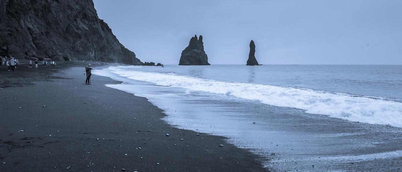 冰岛雷尼斯法加拉黑沙滩,热门景点_图1-31