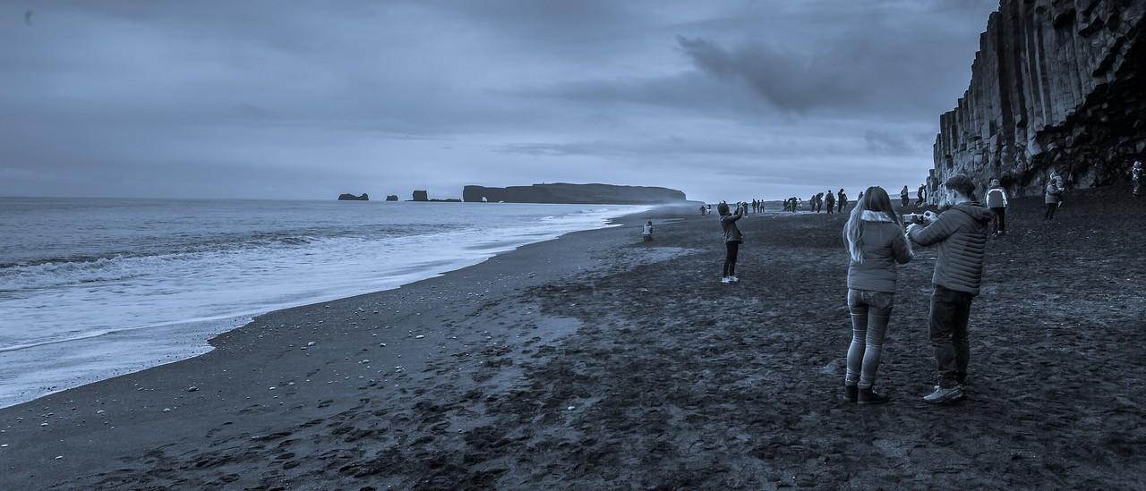冰岛雷尼斯法加拉黑沙滩,热门景点_图1-29
