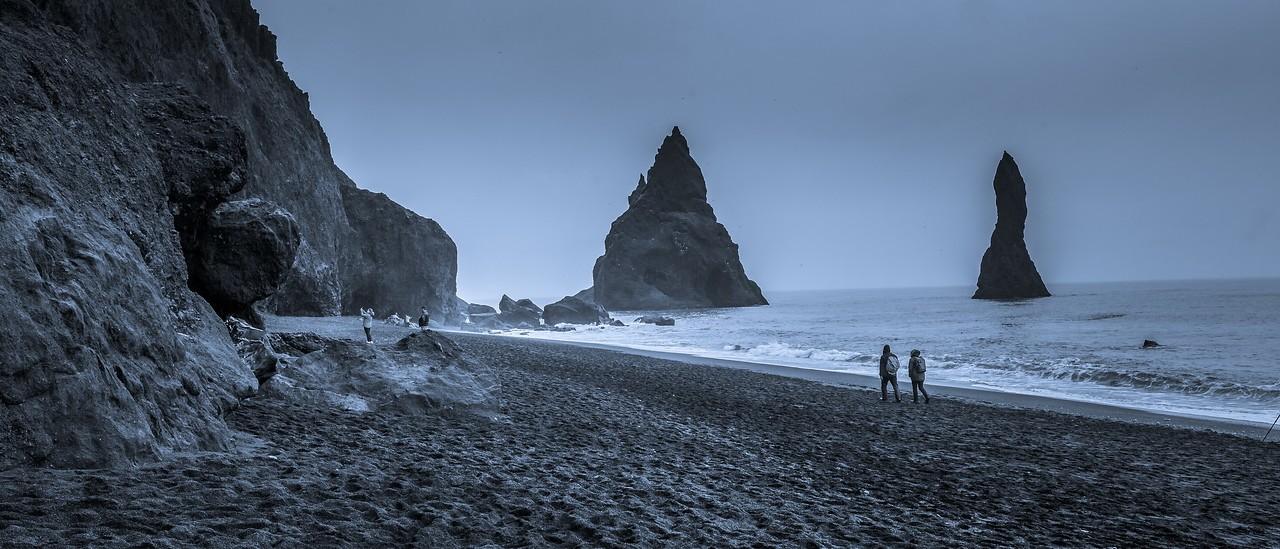 冰岛雷尼斯法加拉黑沙滩,热门景点_图1-32