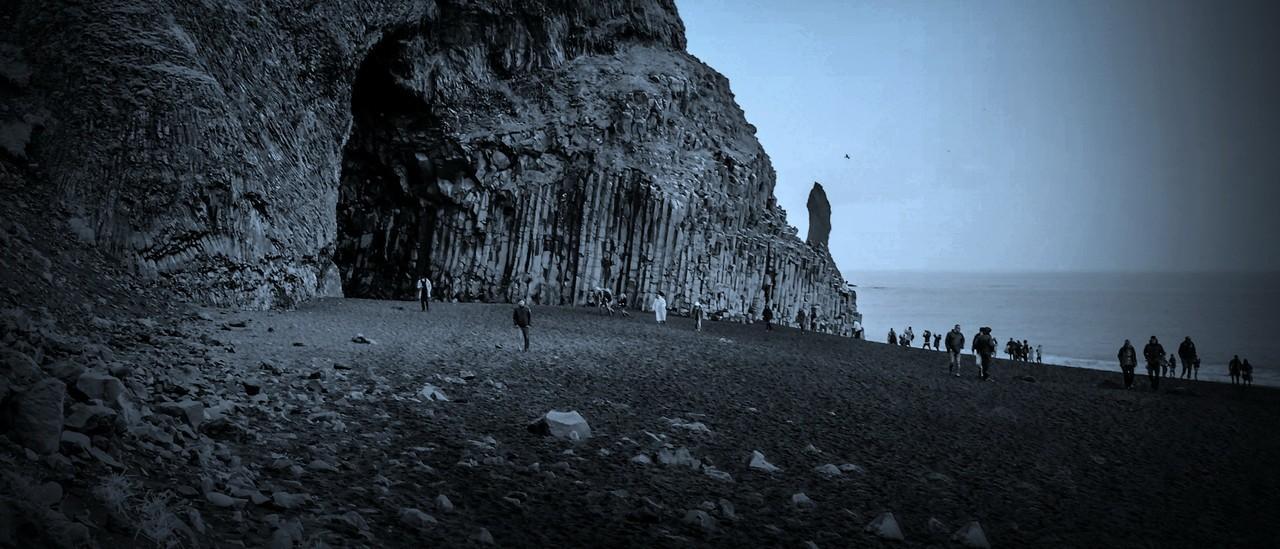 冰岛雷尼斯法加拉黑沙滩,热门景点_图1-27