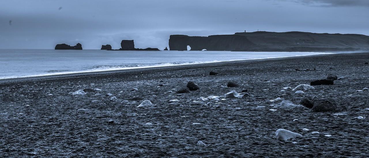 冰岛雷尼斯法加拉黑沙滩,热门景点_图1-33