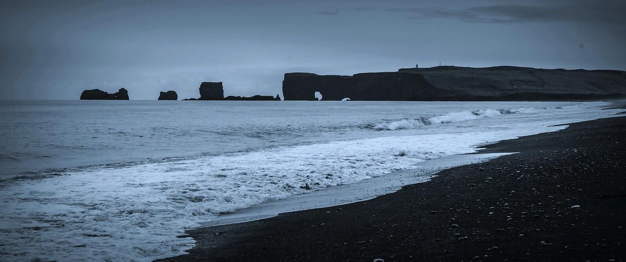 冰岛雷尼斯法加拉黑沙滩,热门景点_图1-35