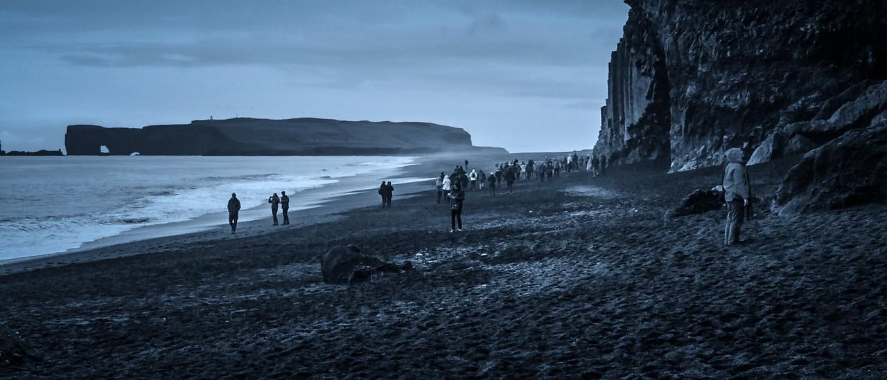 冰岛雷尼斯法加拉黑沙滩,热门景点_图1-34