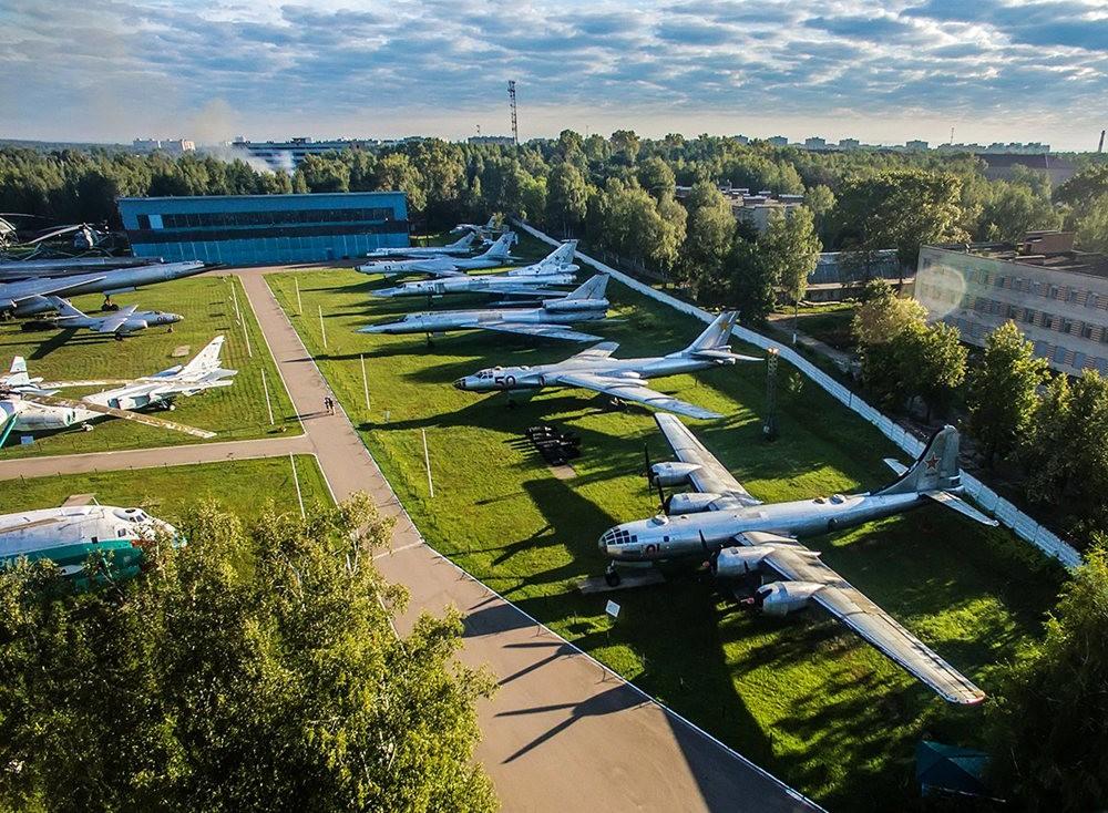 莫尼诺中央空军博物馆_图1-24