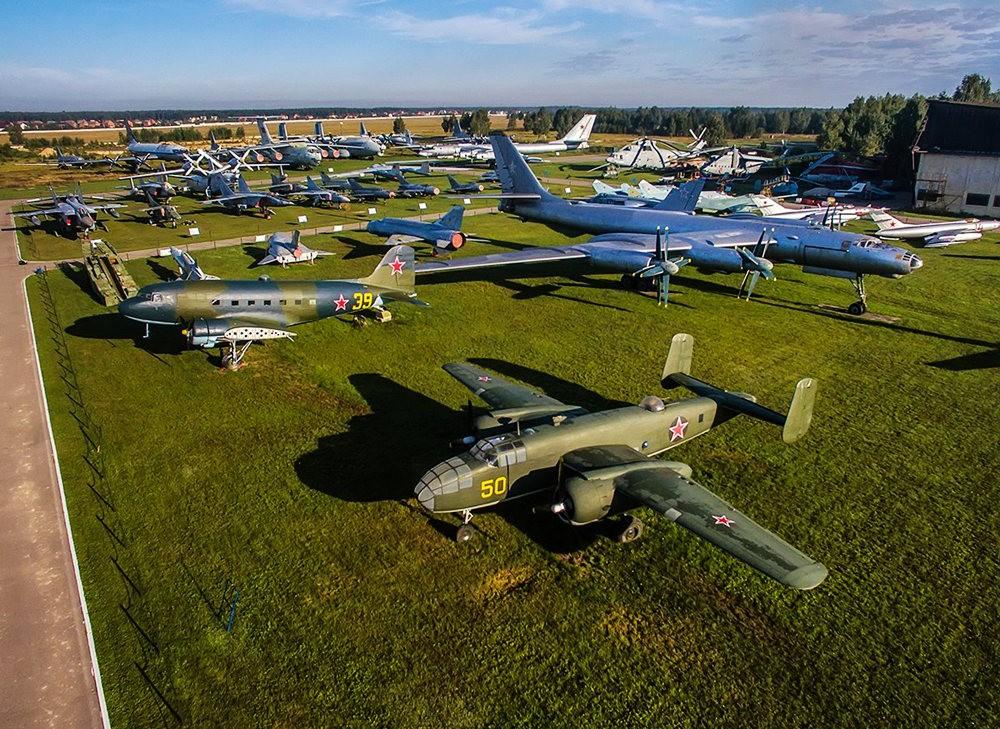 莫尼诺中央空军博物馆_图1-26