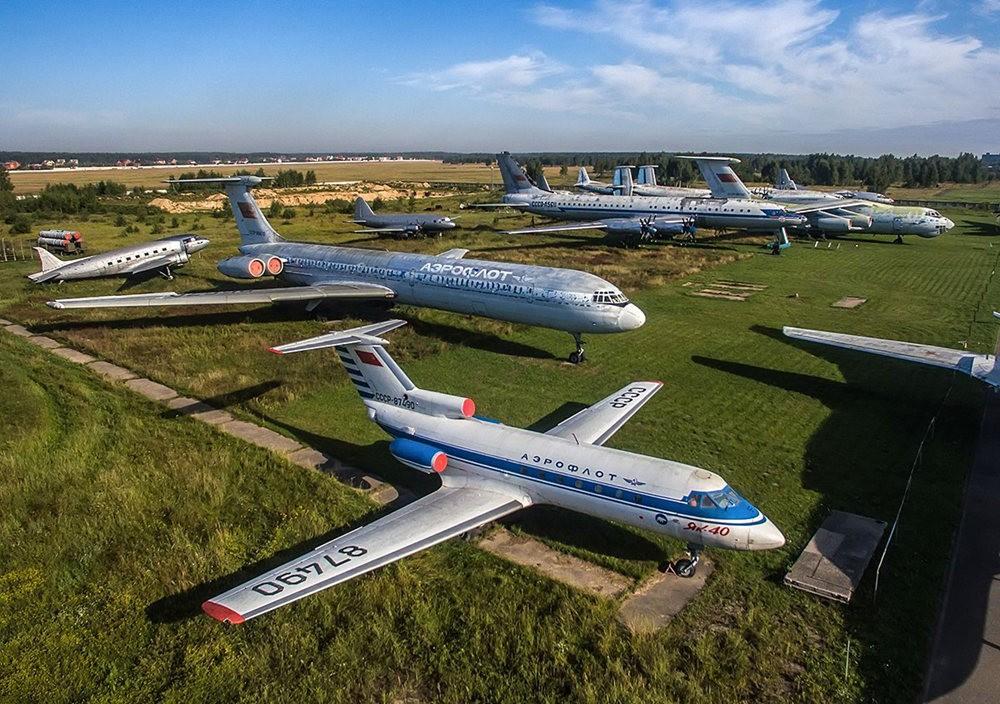 莫尼诺中央空军博物馆_图1-27