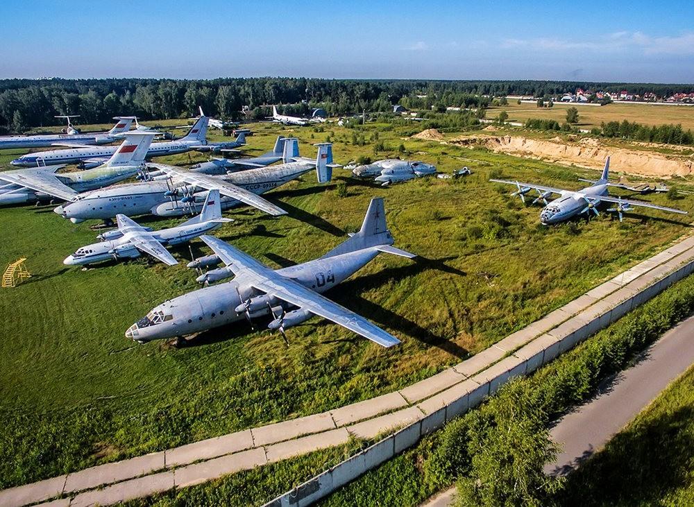 莫尼诺中央空军博物馆_图1-29