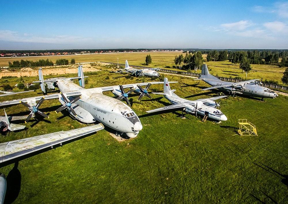 莫尼诺中央空军博物馆_图1-30