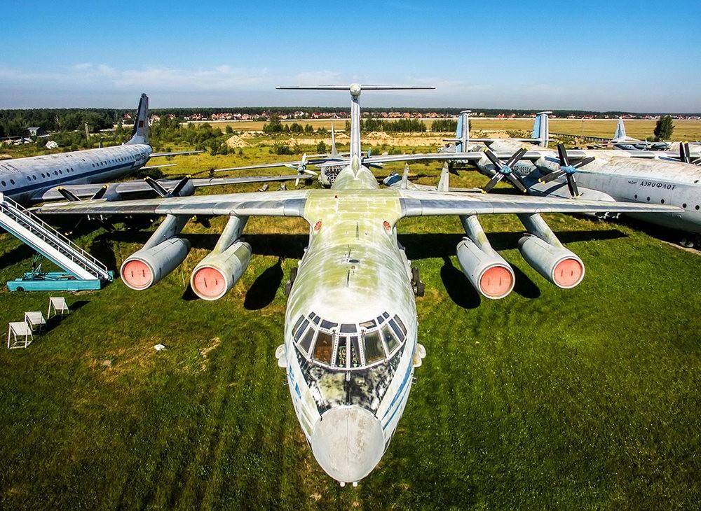莫尼诺中央空军博物馆_图1-32