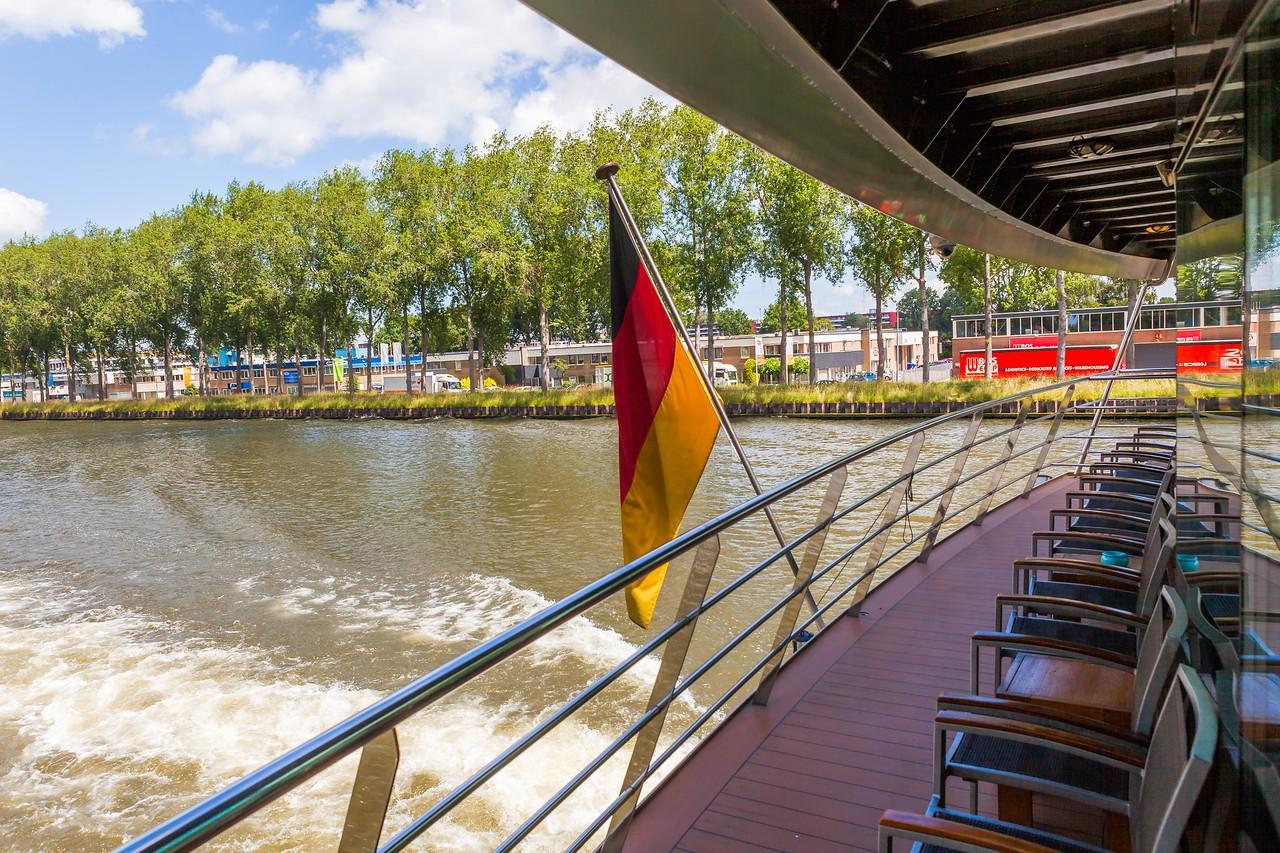 畅游莱茵河,游船视野_图1-20