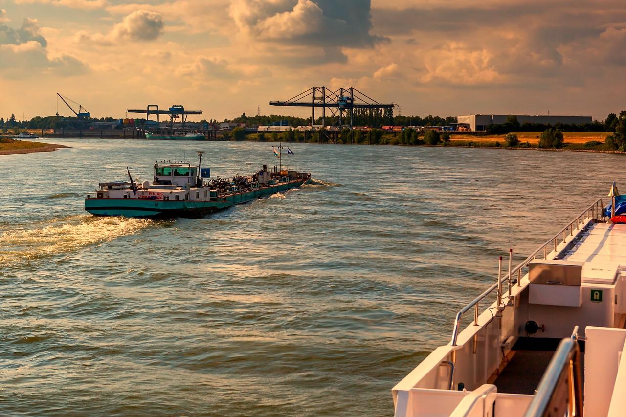 畅游莱茵河,游船视野_图1-28