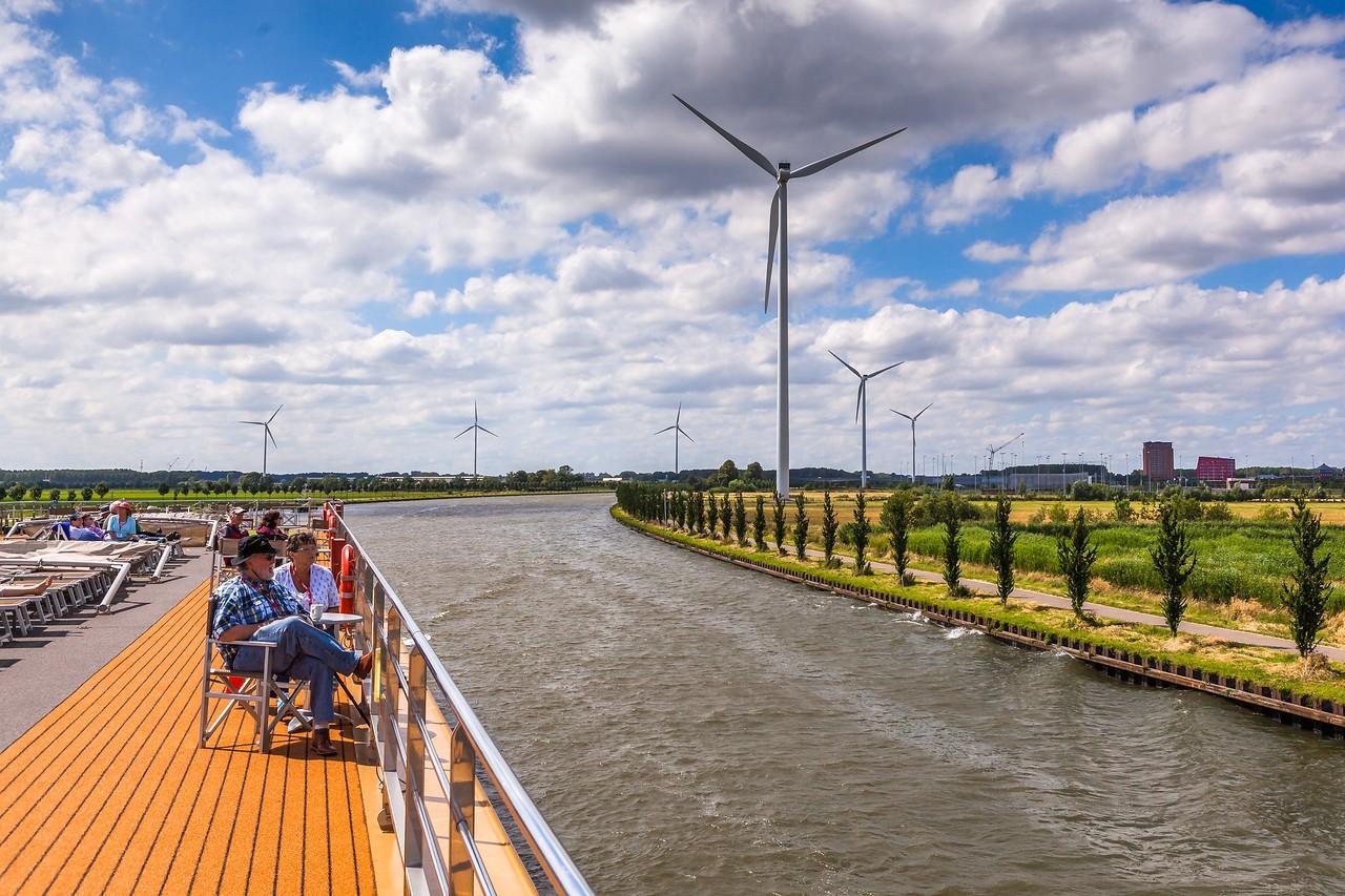 畅游莱茵河,游船视野_图1-39
