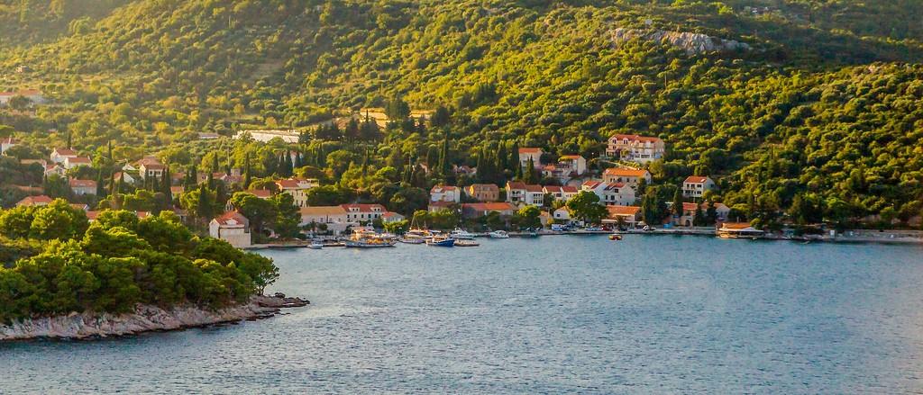 克罗地亚旅途,沿着海岸线_图1-37