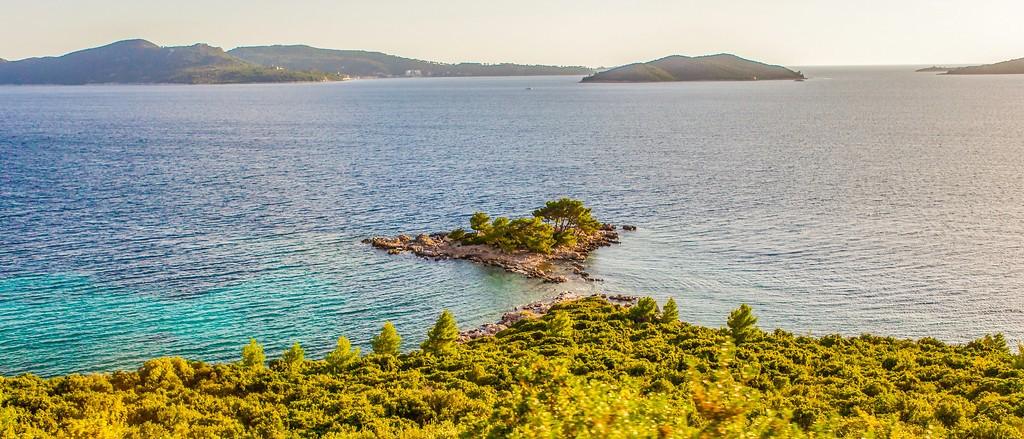 克罗地亚旅途,沿着海岸线_图1-38