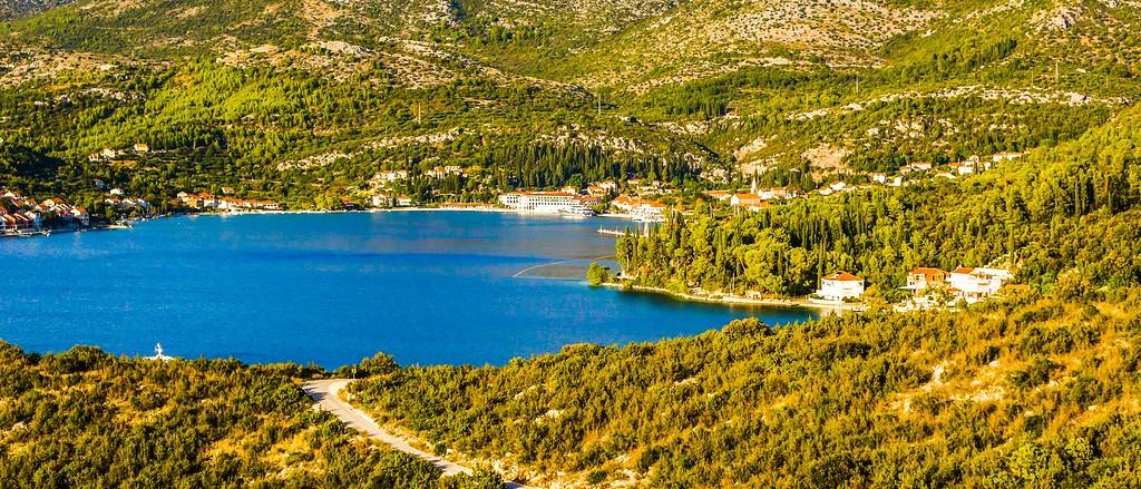 克罗地亚旅途,沿着海岸线_图1-30