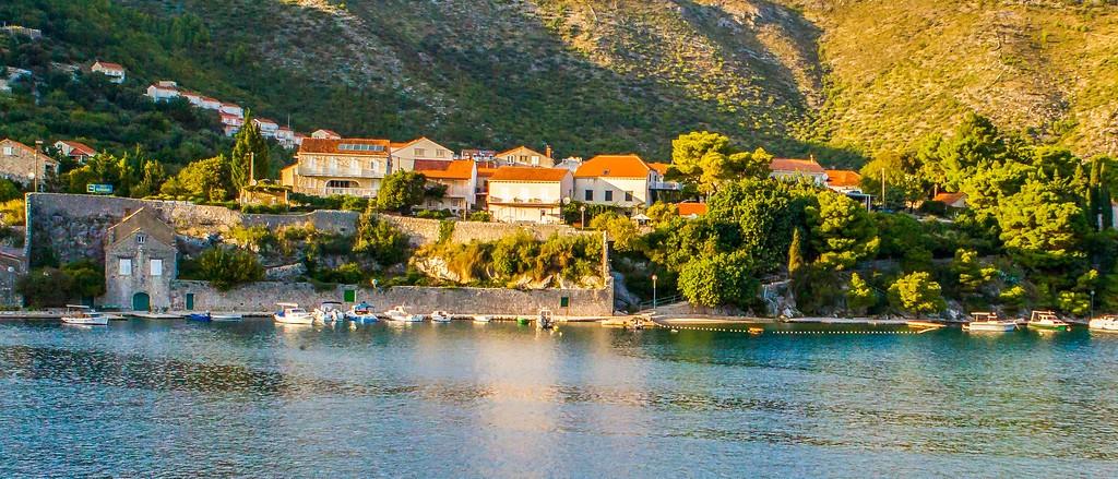 克罗地亚旅途,沿着海岸线_图1-31
