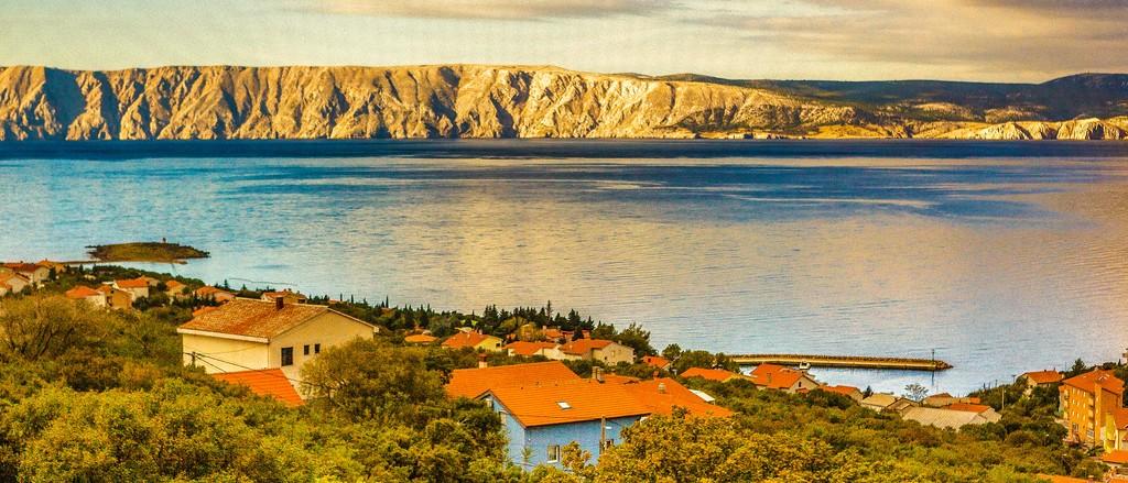 克罗地亚旅途,沿着海岸线_图1-32