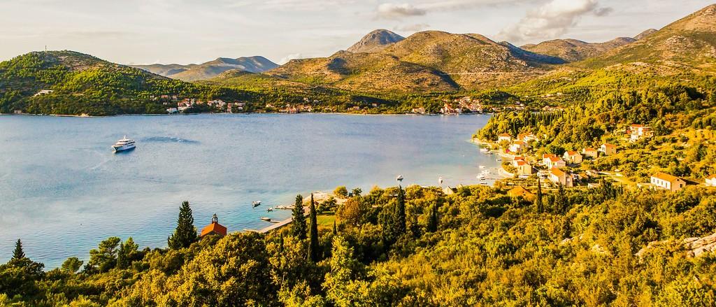 克罗地亚旅途,沿着海岸线_图1-19