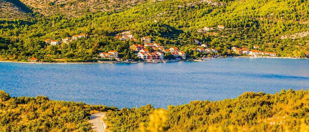 克罗地亚旅途,沿着海岸线_图1-17