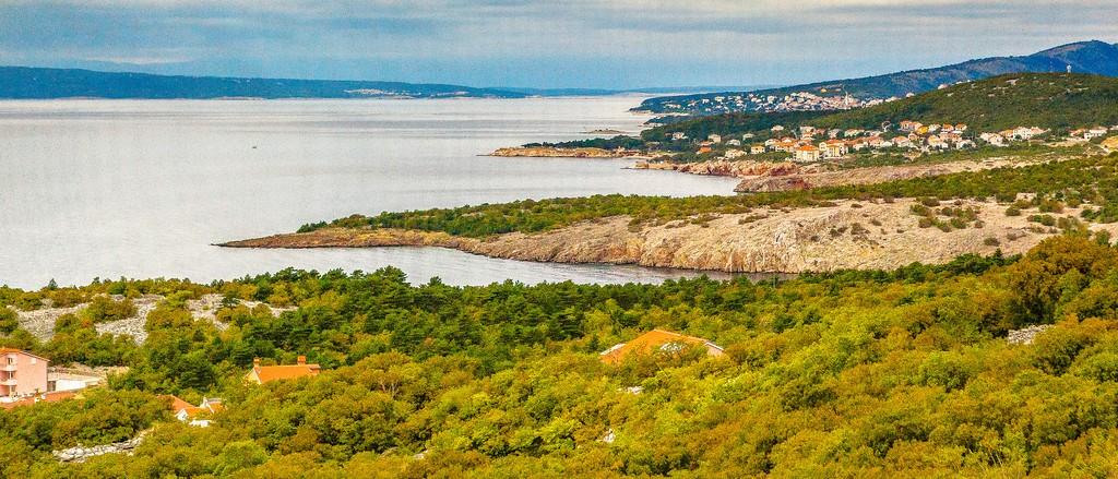克罗地亚旅途,沿着海岸线_图1-3