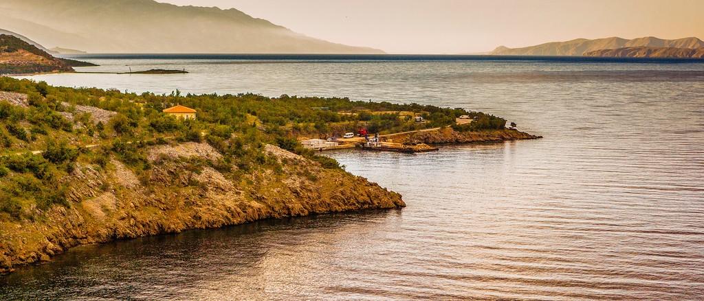 克罗地亚旅途,沿着海岸线_图1-2