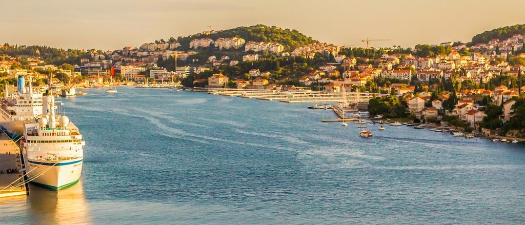 克罗地亚旅途,沿着海岸线_图1-8
