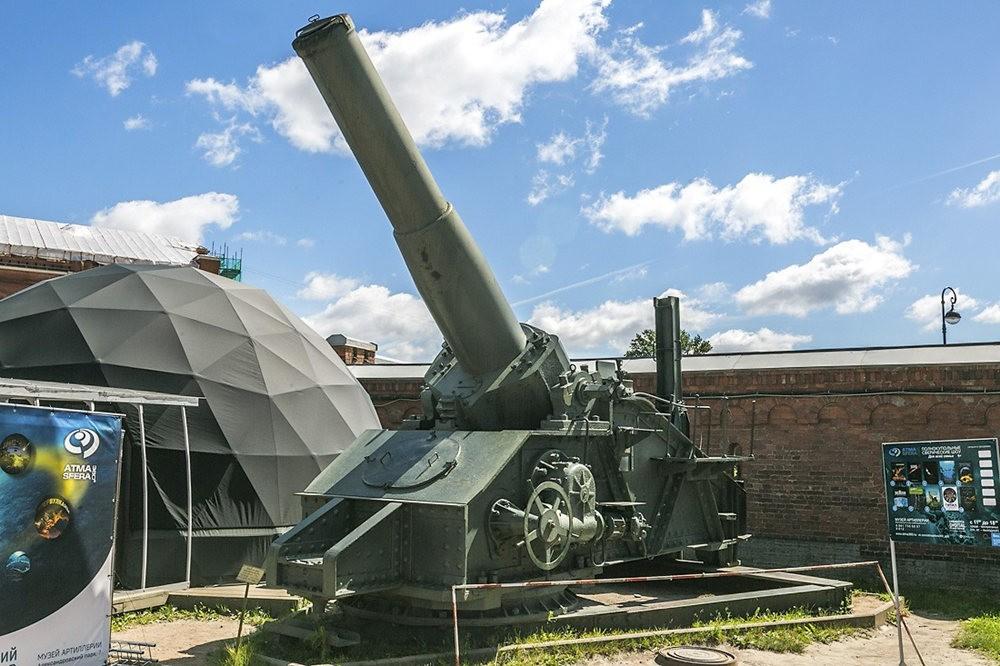 圣彼得堡炮兵历史博物馆_图1-1