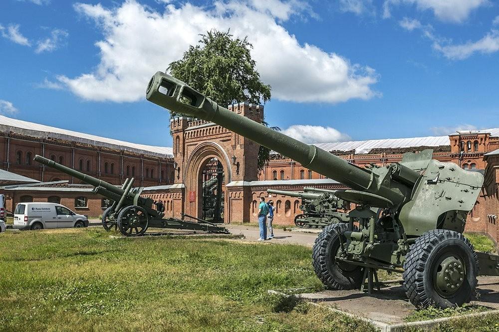 圣彼得堡炮兵历史博物馆_图1-2
